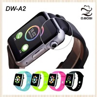 Multi Language Bluetooth Screen touch SIM card watch phone