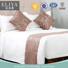 ELIYA hot egyptian cotton bed cover linen white bed sheet wholesale