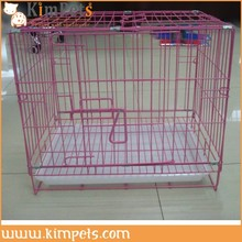 Dod house stainless steel pet cage