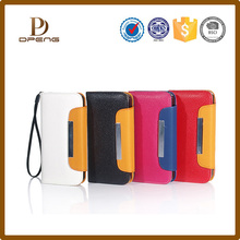 Hot selling custom pu leather mobile phone accessory for samsung s3