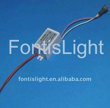 5x1W 350mA constant current led driver with high power factor 0.95 and CE Rohs