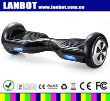 2016 Max Latest Cheap Two Wheel Smart Electric Self Balancing Board hover Scooter With Bluetooth Speaker and LED Light