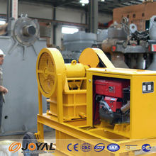 Diesel Engine Crusher, iron ore crusher, export to Saudi
