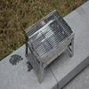 mini charcoal bbq stove CS0714