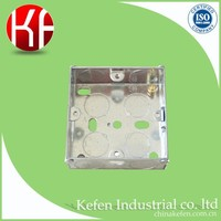 switch junction electrical concealer box without back outlet