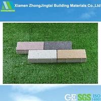2015 landscaping materials pavers/permeable concrete paver sealer