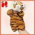 personalizado 2015 animal de la felpa marioneta de mano
