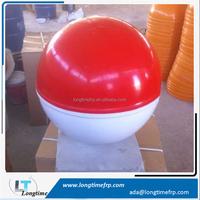600mm 800mm Fiberglass Material Aerial Warning Spheres