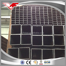 high quality big stock promotion for square and rectangular steel pipe/tube