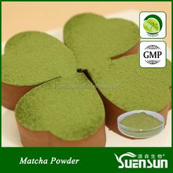 Organic high quality matcha powder