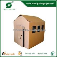 CARDBOARD PET HOUSE FP104860