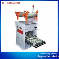 DY75 Bubble tea machine Manual / Semi-auto Cup Sealing Machine (for cup diameter 75mm)