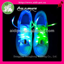 newest led luminous shoelaces kids party supplies in china