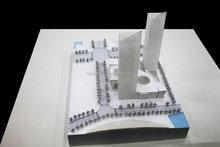 architectural rendering /3d design/ 3d house plan for house model