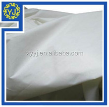 bleached broadcloth fabric for chef uniform in hotel