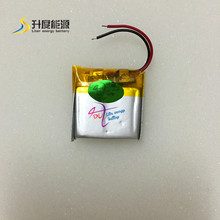 SD 502323 lithium polymer 3.7v 150mAh small thin rechargeable lipo battery