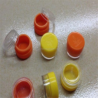 Non-Stick Shatter Concentrate Silicone Ball Jar Container BHO Oil Wax jars