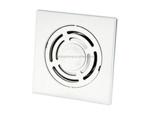 stainless steel floor drain trap cover