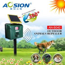 Aosion Ultrasonic Cat Stop Solar Pest Control advance bark stopper