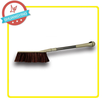Telescopic Stainless Stell Pipe Plastic handle household carpet or sofa cleaning brush series