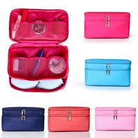 J567 New Style ladies vanity multifunctional Cosmetic Bag