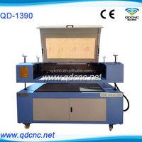 engrave stone machine / laser stone engraving QD-1390 black marble engraving machine / stone processing