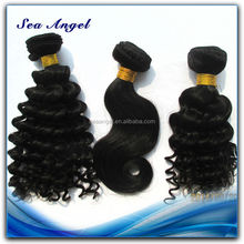 Factory Price Tangle Free Indian Hair Industries