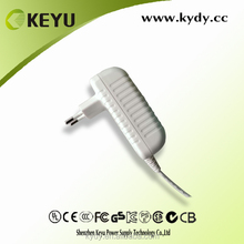 wholesale distributor ac to dc power converter 12V 2A wall mount with CB GS KC approved in Germany