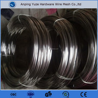 YUZE/OEM 304 AISI BV certificate wholesale bright soft used in piano stainless steel tie wire