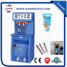 Economical Semi-auto Cosmetic Soft Tube Sealing Machine