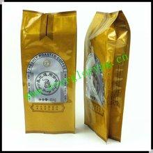 Vacuum Side Gusset Vivid Printing Foil Coffee Sack Bags