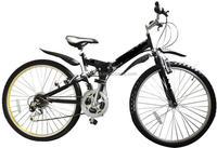 China cheap folding mountain bike