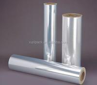 Heat shrinkable Jumbo packaging film & Plastic and printing bag