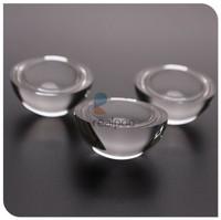 Optical Glass Half Ball lens (Sapphire,fused silica,bk7)