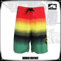High quality OEM mens Polyester board shorts for men