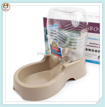 Environmental Protection plastic water bowl pet drinking fountain