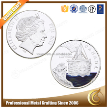 Wholesale Free design replica Old Coin Antique Silver Coins for sale