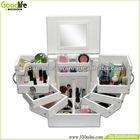 Goodlife maquiagem vaidade do armário, de madeira caixa de maquiagem