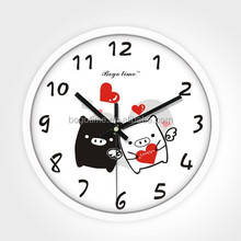 2015 Cheap Promotion wall clock for Christmas