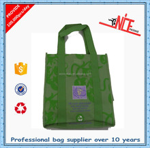 Foldable Non-woven Shopping Bag, with custom design/size and logo imprint