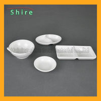 Cheap hot sell custom design melamine trays for food