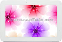 cheapest 10.1 inch Samsung Exynos4412 QUAD-Core android 4.0 3G WCDMA tablet pc