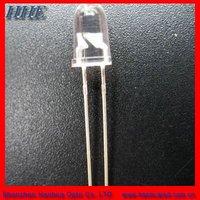 10mm super bright white bullet led diode