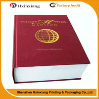 Custom professional hardcover bible book printing