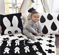 TF-04150808048 2015 hot sell children cotton blanket 76 * 102