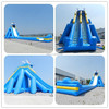 PVC giant inflatable water slide for adult