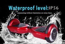 Self Balancing Scooter 2 Wheel Electric Board Drifting Personal Transporter with samsung battery