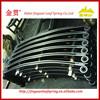 parabolic leaf spring suspension