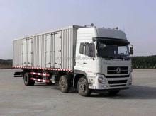 Dongfeng 6x4 10~40T Van cargo Truck , box van truck , cargo trailer