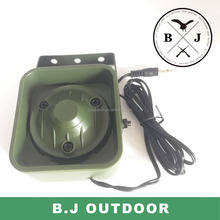 Hunting mp3 bird call device with bird sounds bird call sound from BJ Outdoor